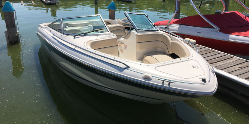 Searay 21' Bowrider ( / Speed Boat Rental available in
